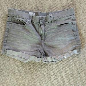 Demim Gap shorts